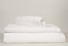 conjunto 3 toalhas banho white