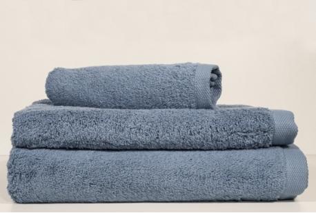 conjunto 3 toalhas banho blue