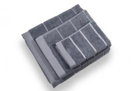 Conjunto Toalhas 600grs/m2 Azul