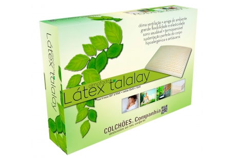 ALMOFADA LÁTEX TALALAY FIRM