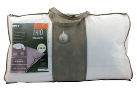 ALMOFADA TRIO PILLOW WHITE DUCK DOWN
