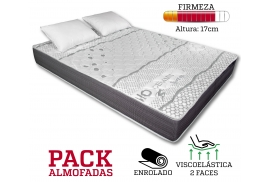 ACTIVE BIOCERAMIC 17CM PACK ALMOFADAS