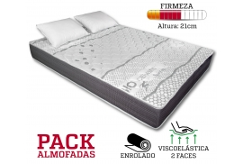 ACTIVE BIOCERAMIC 21CM PACK ALMOFADAS