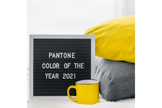 Como decorar o quarto com as cores Pantone 2021?